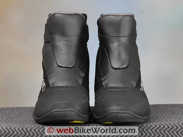 Rev'it Fighter Boots - Front View