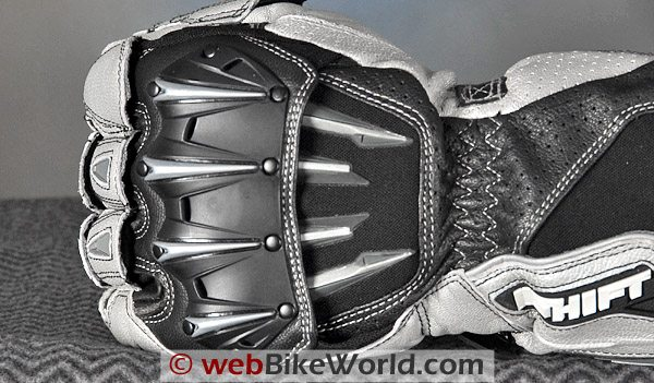 Shift Carbine Gloves - Base Knuckle Armor