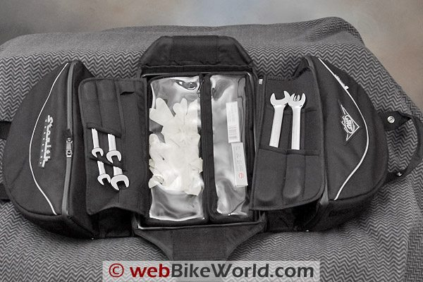 Stealth Workshop Utility Bag - Pockets