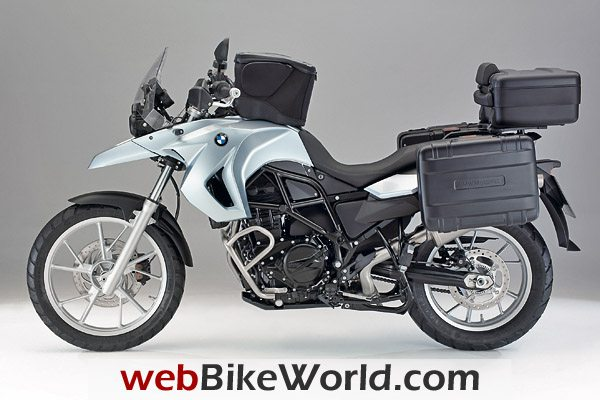 2009 BMW F 650 GS - Luggage and Accessories