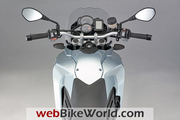 2009 BMW F 650 GS - Dash