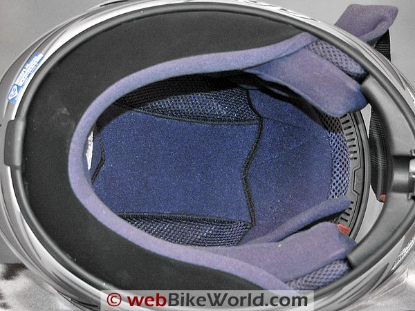 AGV Stealth - Helmet Liner