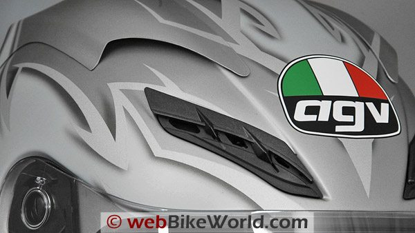 AGV Stealth - Top Vent