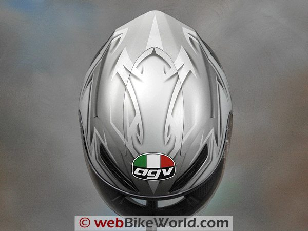 AGV Stealth - Top View