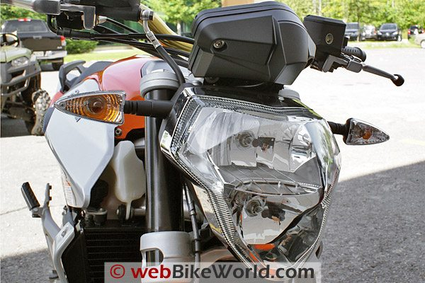 Apriila Shiver Headlight