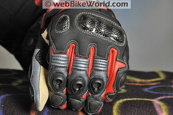 BMG Rapido Gloves - Fingers