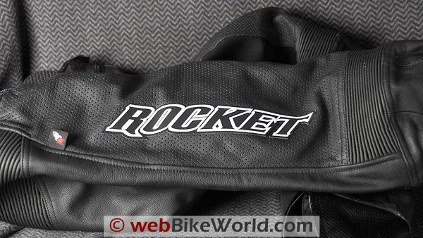 Joe Rocket Speedmaster 5.0 Pants - Perforations
