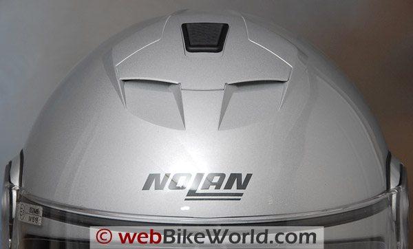 Nolan N103 Top Vents