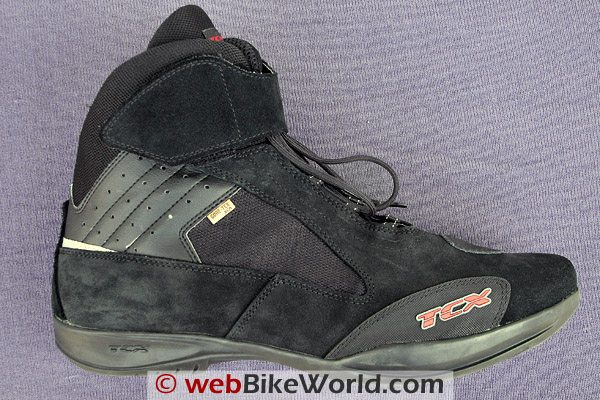 TCX Jupiter 2 XCR Boots - Side View