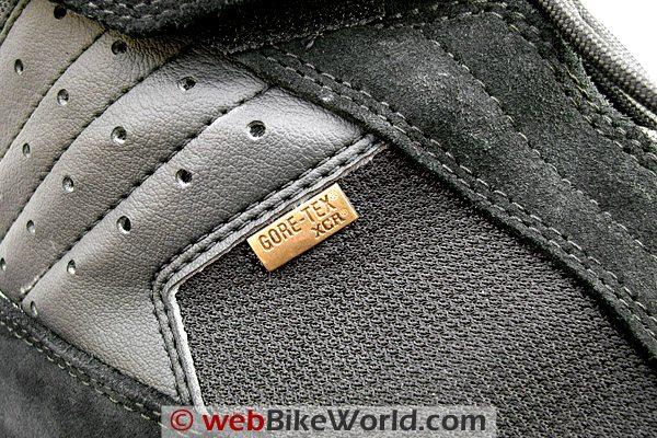 TCX Jupiter 2 XCR Boots - Stitching Close-up