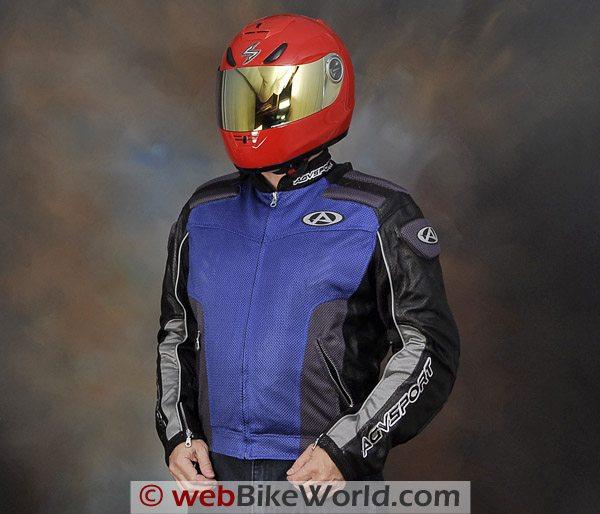 AGV Sport Aero Sport 2 Jacket - Front