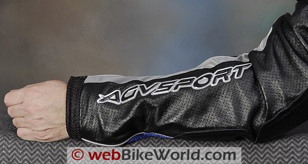 AGV Sport Aero Sport 2 Jacket - Outer Arm