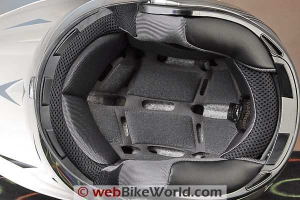 GMAX GM 27 S Helmet - Liner