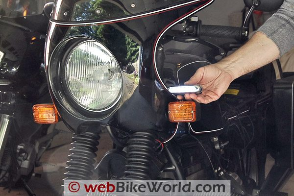 PIAA LED Lights - BMW R65
