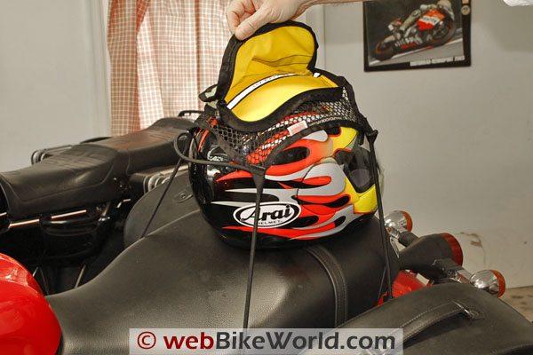 Roadgear Bungee-in-a-Bag - Carrying Helmet