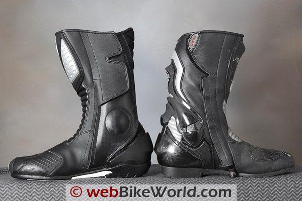 TCX SS Performance 2 Boots vs. Oxtar TCS Sport Boots