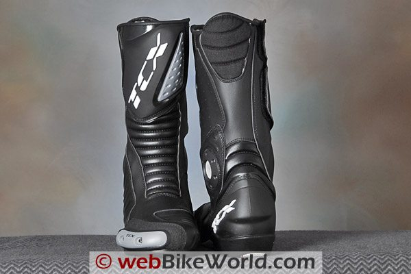 TCX SS Performance 2 Boots - Front and Back