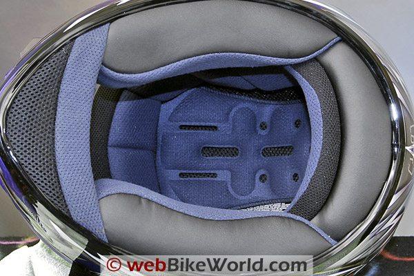XPEED XF-705 - Helmet Liner