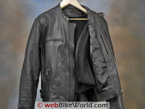 British Motorcycle Gear BMG Montana Jacket - Liner