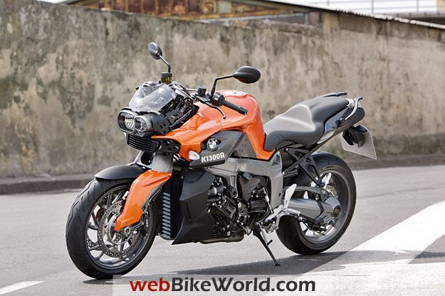 BMW K 1300 R - Left Side