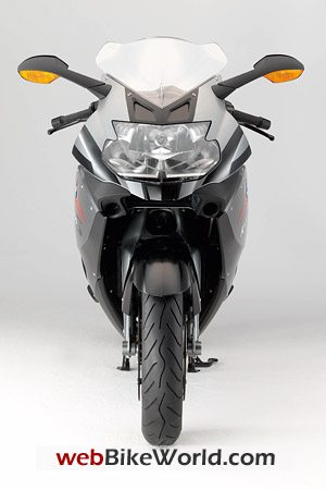 BMW K1300S Front
