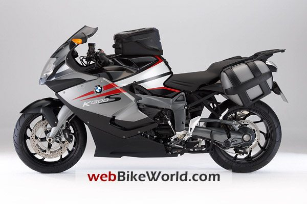 BMW K 1300 S With Touring Accessories