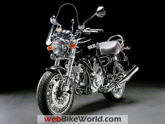 Ducati GT1000 Touring