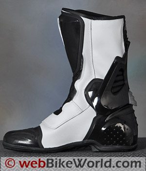 Falco 305 ESO TT Motorcycle Boots - Inside