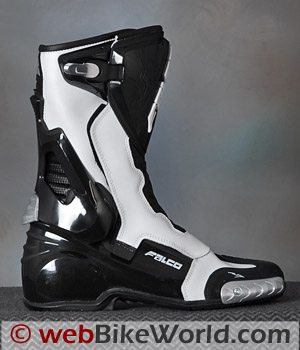 Falco 305 ESO TT Motorcycle Boots - Outside