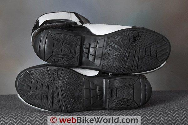 Falco ESO TT Boots Review - webBikeWorld