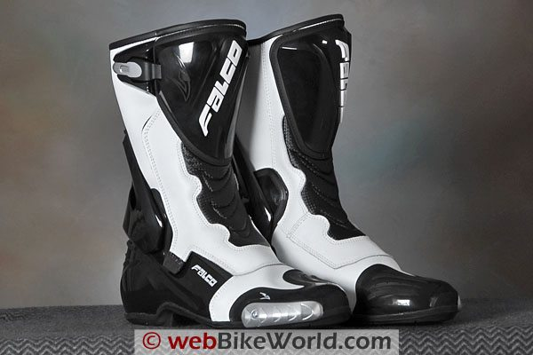 Falco 305 ESO TT Motorcycle Boots