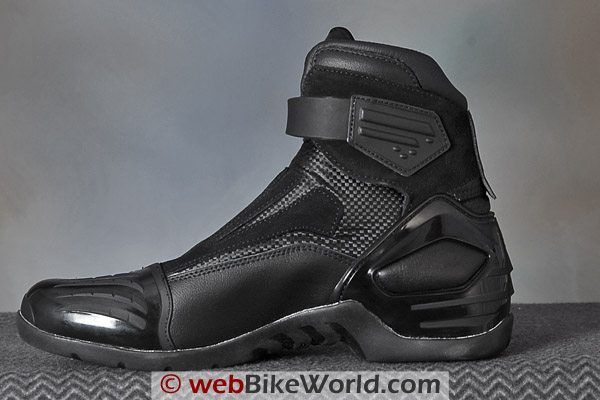 Falco 775 Novo Motorcycle Boots - Inside