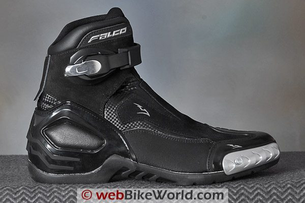 Falco 775 Novo Motorcycle Boots - Outside