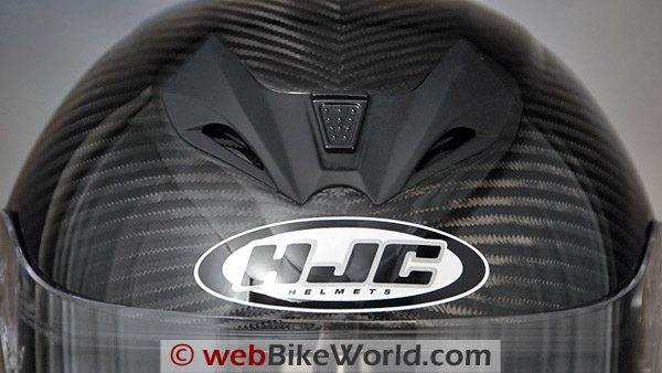 HJC FS-15 Carbon - Top Vents