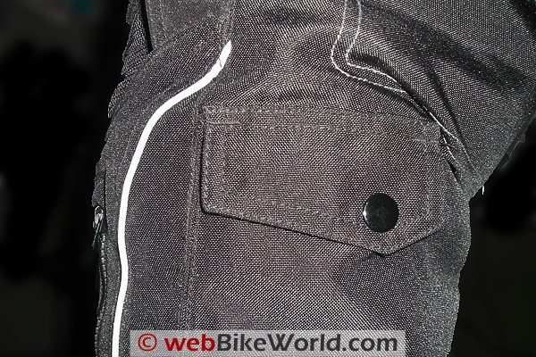 Ixon Ambitious Pants - Leg Pocket