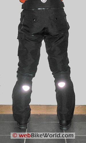 Ixon Ambitious Pants - Rear