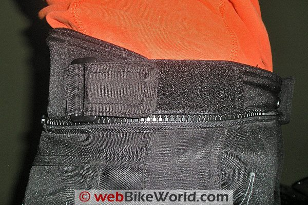 Ixon Ambitious Pants - Waist Close-up