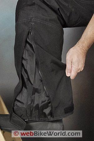 Ixon Climber Pants - Leg Cuff