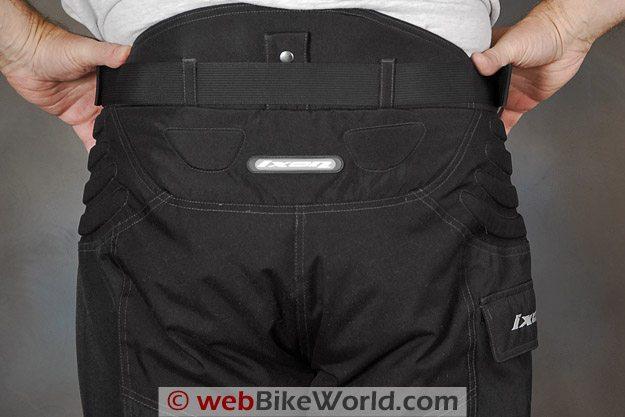 Ixon Climber Pants - Rear Waist