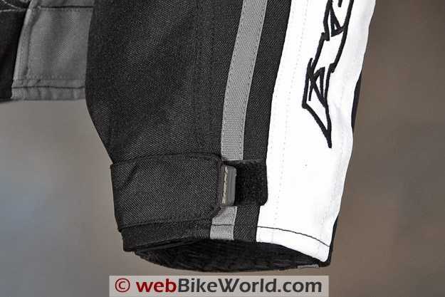 Ixon Courageous Jacket - Sleeve Cuff