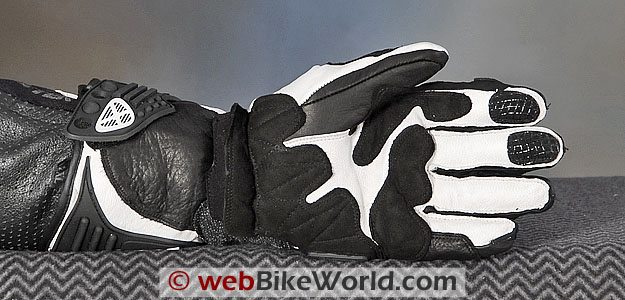 Ixon RS King Motorcycle Gloves - Palm