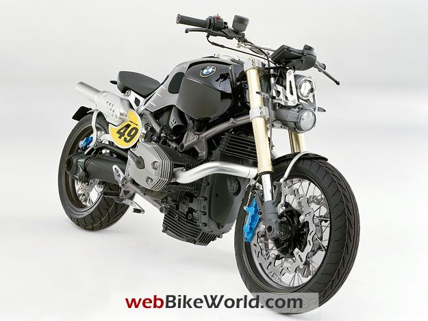 BMW Lo Rider - Right Front