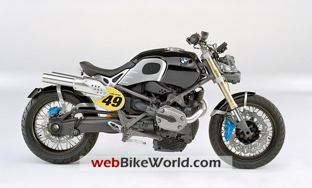 BMW Lo Rider - Right Side