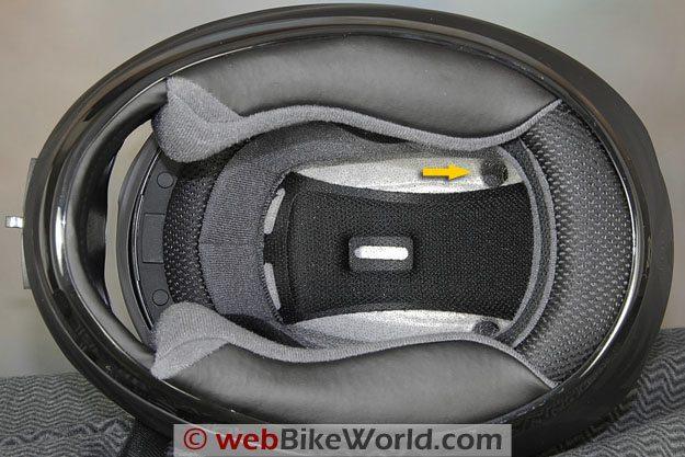 Fulmer D4 - Helmet Liner