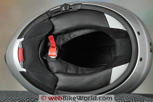 Schuberth C3 Neck Curtain