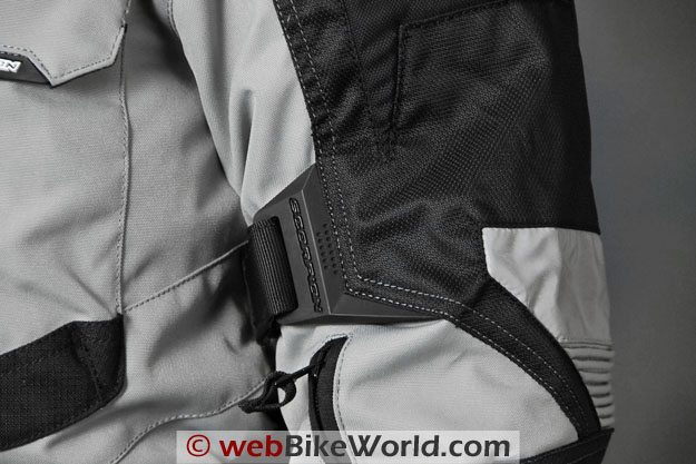 Scorpion XDR Commander Jacket - Arm Adjuster