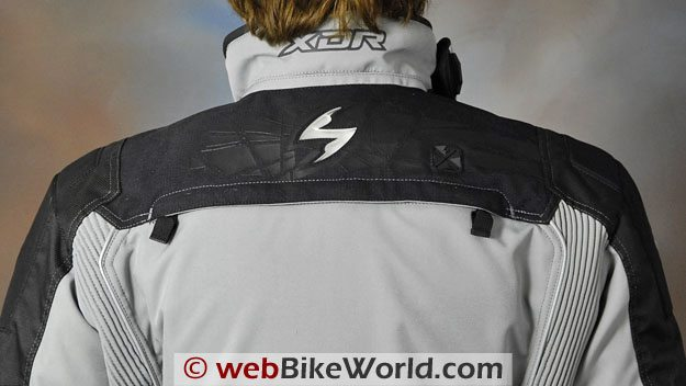 Scorpion XDR Commander Jacket - Rear Shoulders