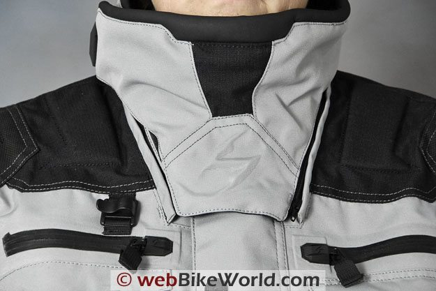 Scorpion XDR Commander Jacket - Neck Wind Block