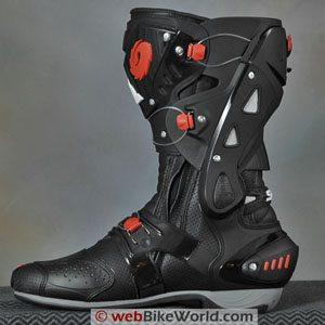 Sidi Vortice Boots - Inside