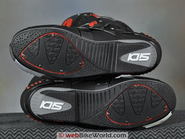 Sidi Vortice Boots - Soles